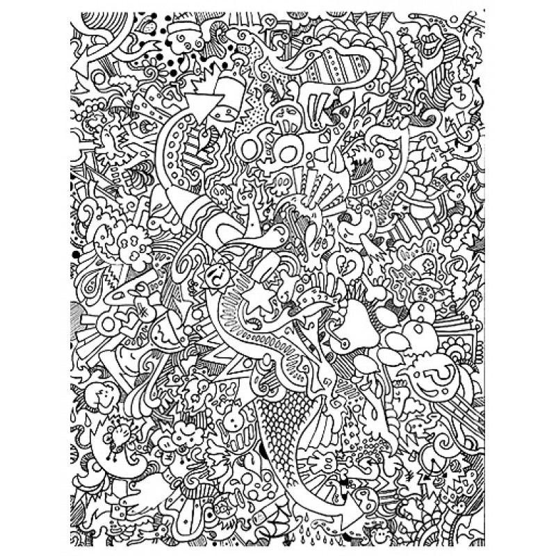Иллюзинариум. Арт-раскраска для взрослых. Хонг Сурис